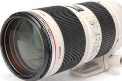传佳能正开发 EF70-200mm f/2.8L IS III USM镜头