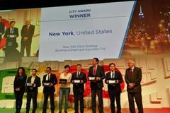 """敦煌市喜获""""全球智慧城市""""提名奖"""