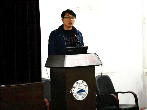 院会计学院举行青年志愿者第二次培训活动