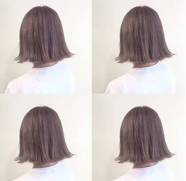2017年最受欢迎的外翘短发造型!