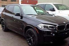 新款宝马X5M运动版多少钱 黑色轮毂更显魅力