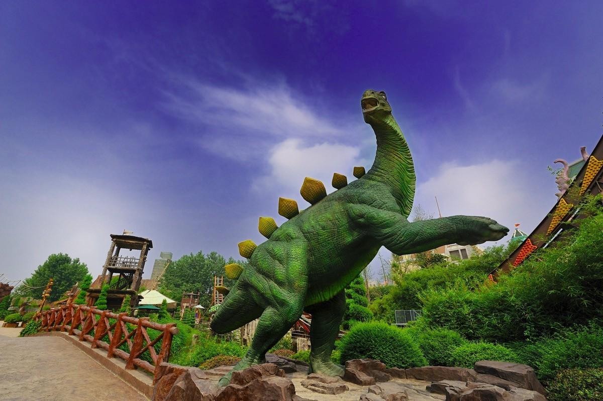 常州恐龙园冲刺IPO承压 竞争加剧面临 红海