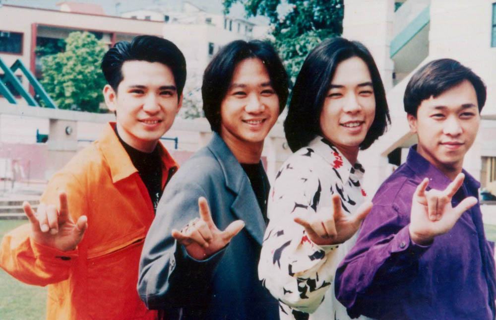 每个人都爱过一支乐队 而我只追念他们的光辉岁月图片