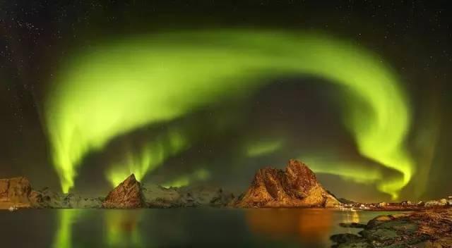 2016年最美43张照片出炉,第一张就惊艳了世界! - 浪浪云 - 仰望星空