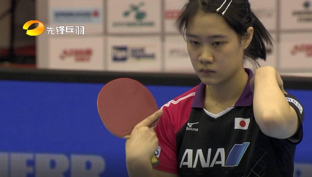 日本乒乓小姐强?--小将服务ed2k浜正规的冰球比赛有几人图片