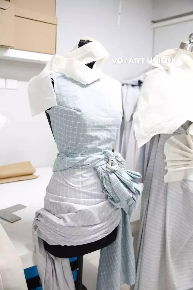 体验服装设计全过程只需12天