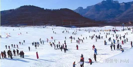 收藏!第一场雪就要来啦,济南冬季滑雪攻略出炉