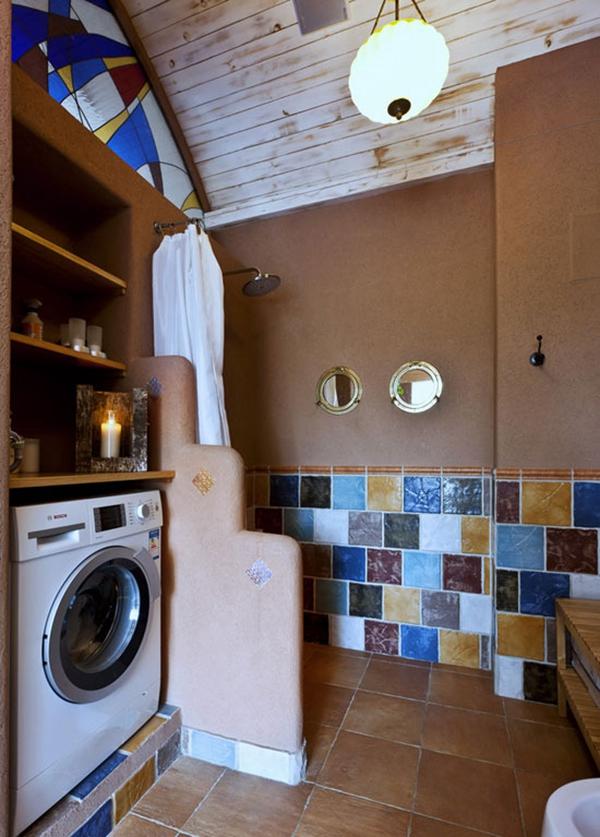 创意的小型卫生间装修效果图,让卫生间独一无二