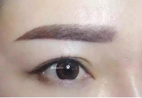 植眉的价格多少钱_植眉贵吗能保持多久_植眉毛效果图片好吗