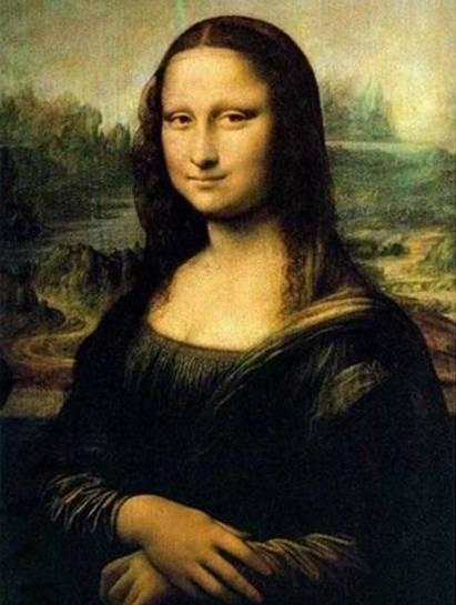 蒙娜丽莎的秘密之一:微笑之谜