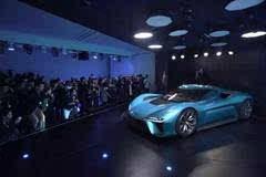 [重磅] | 被称为全球最快电动汽车 蔚来EP9在伦敦发布