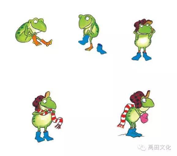 潮来袭,这只小青蛙却拒绝冬眠 ︱孩子国