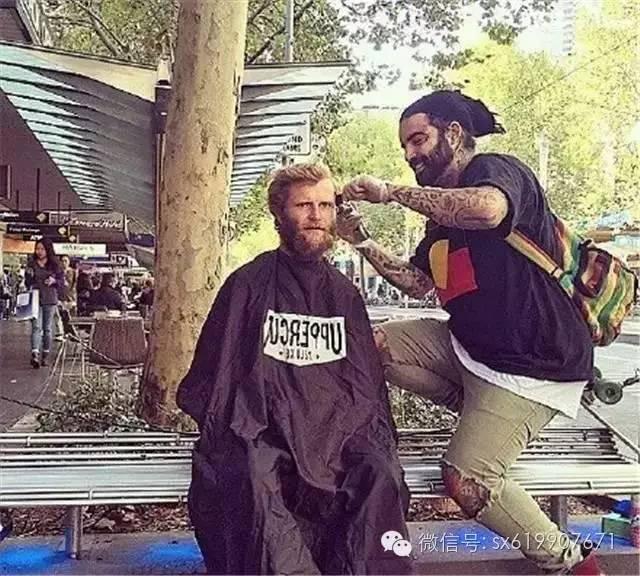 「这两个发型师,将生活过成了诗」-搜狐
