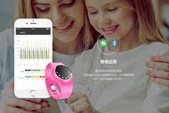 精灵果果光科技儿童近视防控手环首推中国市场