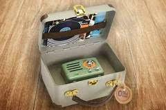 猫王全金属迷你音箱,复古造型带你触摸时间|5折试用