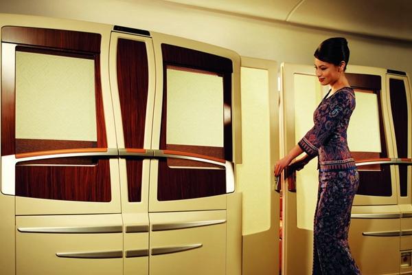 新加坡航空带你走进土豪的世界
