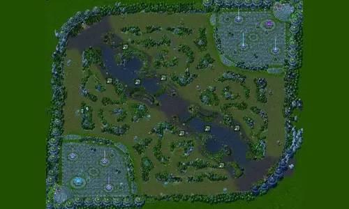 地图 平面图 500_300