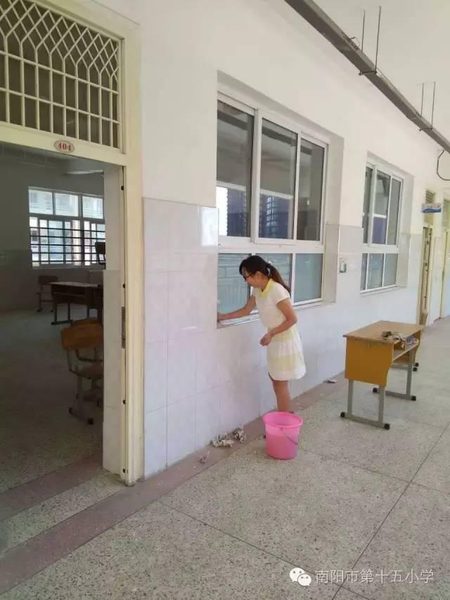 【名校风采】南阳市第十五小学校教师奉献篇: