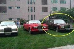 中国第一辆劳斯莱斯车主, 每天捐款7万。