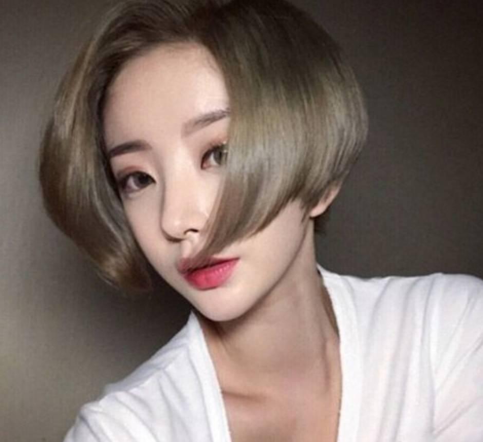 受到,发型这7种女生据说直男的嫌弃?-搜狐偏黄一点的颜色头发染什么肤色图片