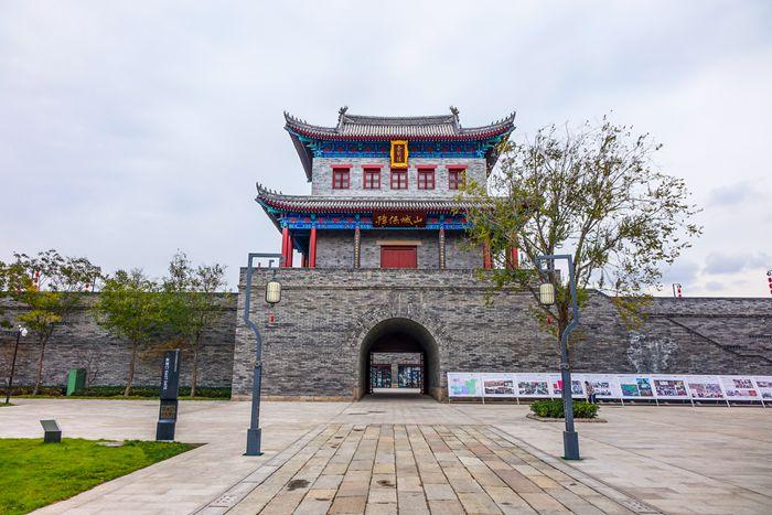 青岛即墨古城复兴咏叹 - 及时渔、及时语 - 及时渔的空间