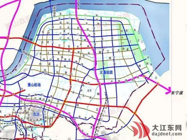 大江东发展共分4个阶段,新城建成需到这个时候