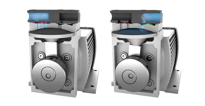 微型泵的工作原理图片