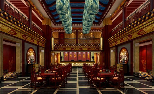 藏式酒店设计风格来袭图片