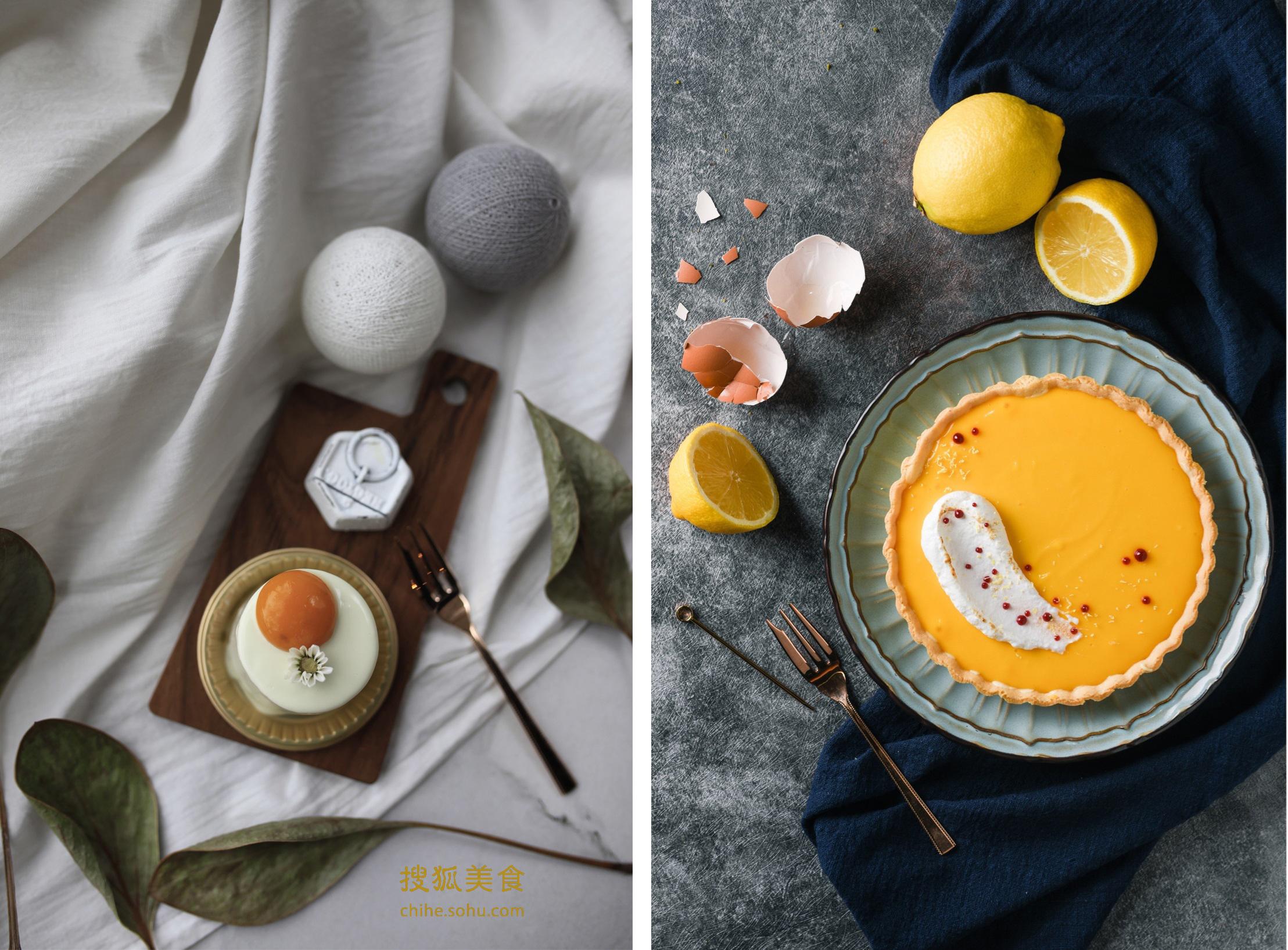将各种东西方优选食材原本的自然香气用来提升甜点的图片