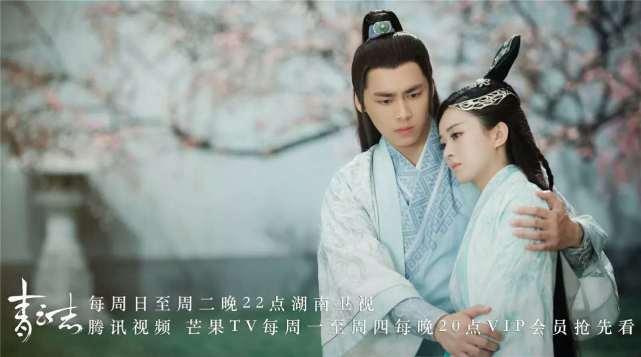 李易峰拍过众多吻戏,为什么唯独不愿意跟赵丽