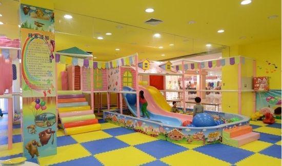 您的孩子适合玩哪种儿童游乐设备!