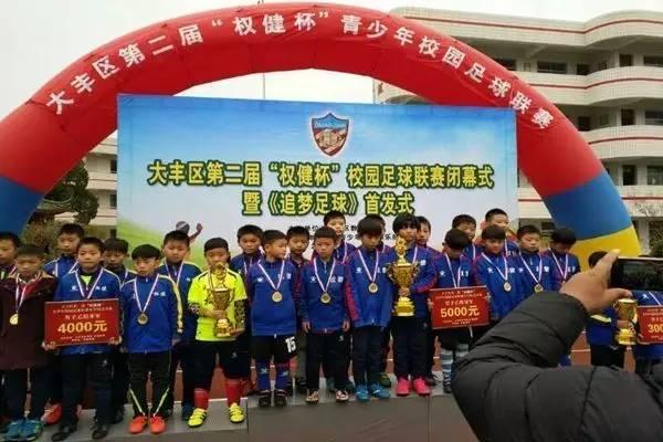大丰城东实小足球队摘抄小学第二届权健杯青大全全区喜获图片