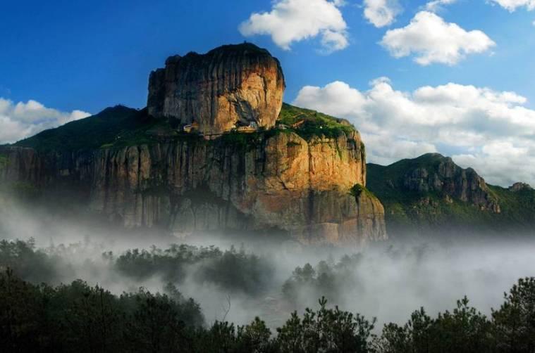 从福州到这些世界级美景,居然半天还不到!