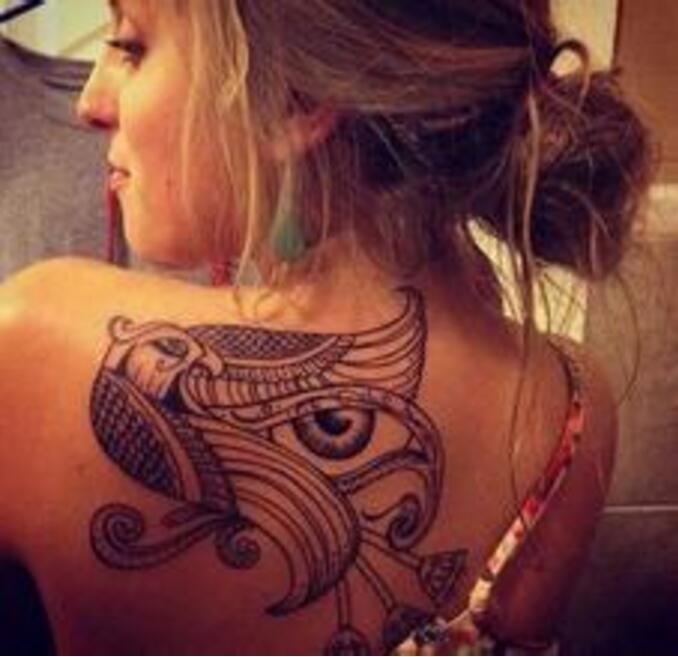 刺青 纹身 678_657