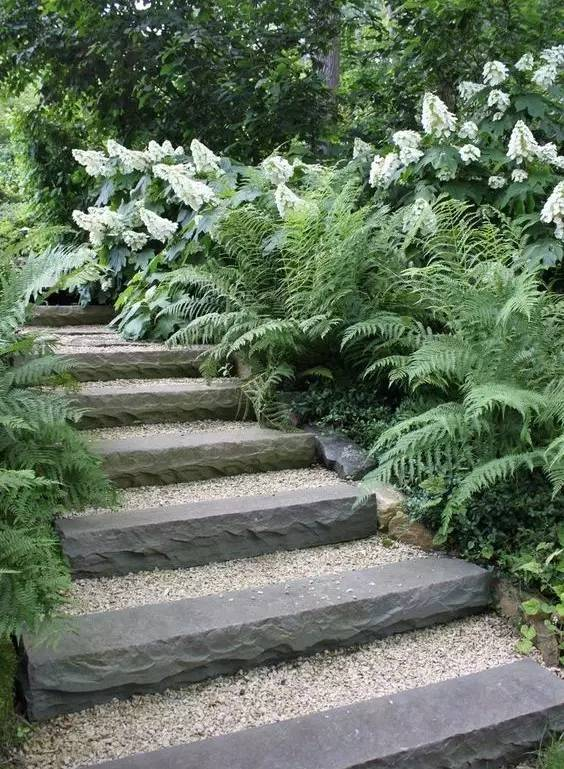 景观设计案例 | 台阶也要美哒哒!