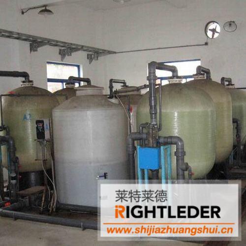 热水锅炉用全自动软化水设备