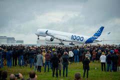 空客A350-1000首次试飞成功 明年下半年投入运营