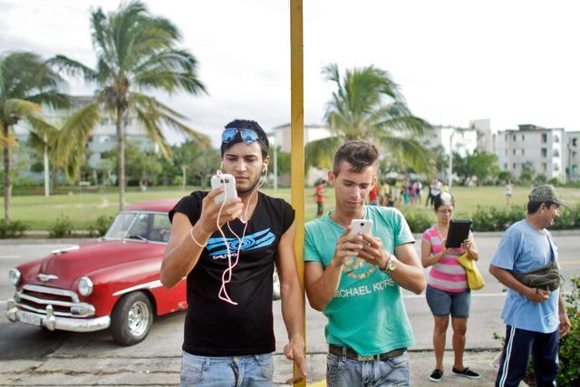 古巴网络普及率低:拒谷歌、迎华为