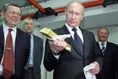普京也拼了,狂买黄金,备弹货币战