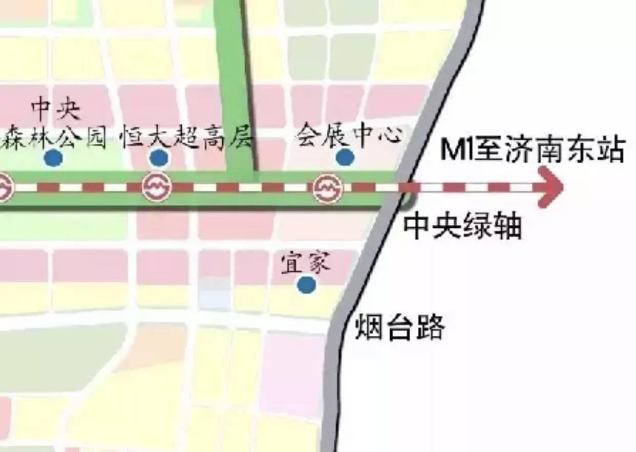济南西城又有大动作 未来景象不敢想