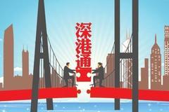 深港通正式开闸 超9亿主力尾盘加码12只深股通标股