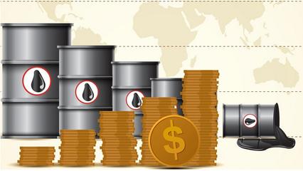 谨言点金:11.26减产不减,周一原油必将高开两美元,在线解套