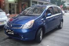 日产骊威(1.6自动波)---车主开价5.8万