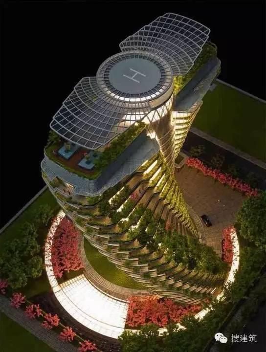 绿色住宅生态建设案例