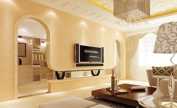 乳胶漆壁纸硅藻泥到底哪个才最适合你家?