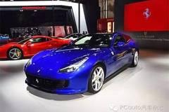 车型丨法拉利GTC4Lusso T正式在本届广州车展上与中国消费者见面