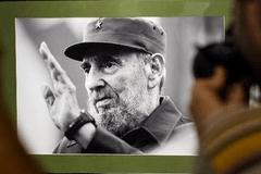 为革命梦想而奋斗一生 致敬古巴领导人 卡斯特罗