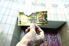 200亿张纸币作废,印度政府声明作废 1000 面值币