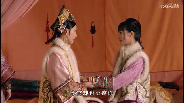 《甄嬛传》皇后怎么知道安陵容扎小人诅咒华妃的?