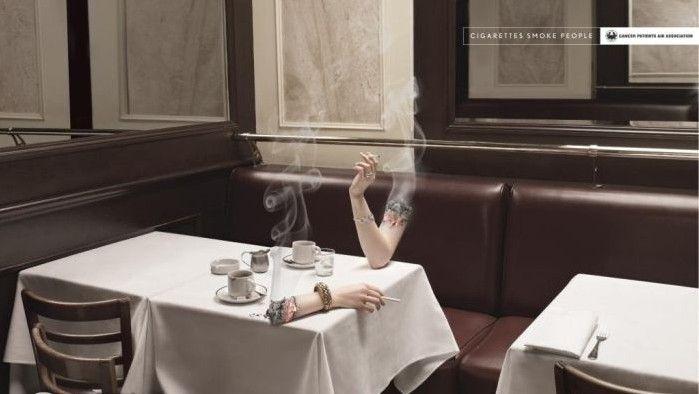 吸烟的危害到底有多大图片